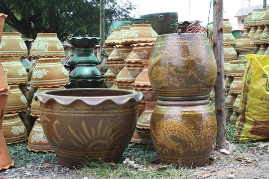 Thai-Pottery