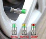 Bandenspanningsmeter in ventieldop met drukmeter_7