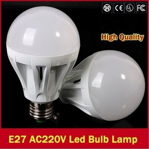 Led Lamp E27 240volt 15watt