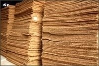 Kokosvezelmat 120 x 200 x 2,6 cm  gelatexeerd