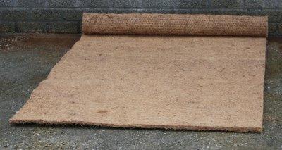 Kokosvezelmat 200 x 120 x 1,25 cm  gelatexeerd