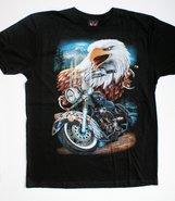 motor eagle shirt