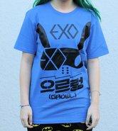Kpop EXO Kris  T-Shirt maat M