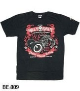 Billy-Eight-Motor-Biker-Trike-shirt-Three-Wheels-To-Hell-