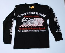 Oil Leak Biker T-shirt